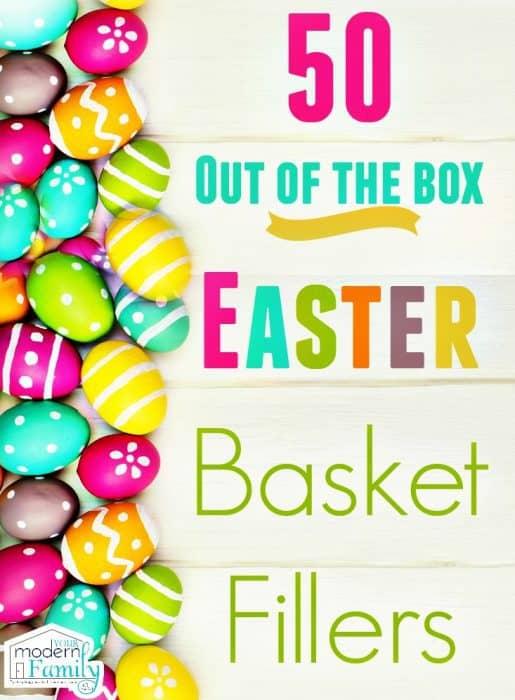 Easter basket filler