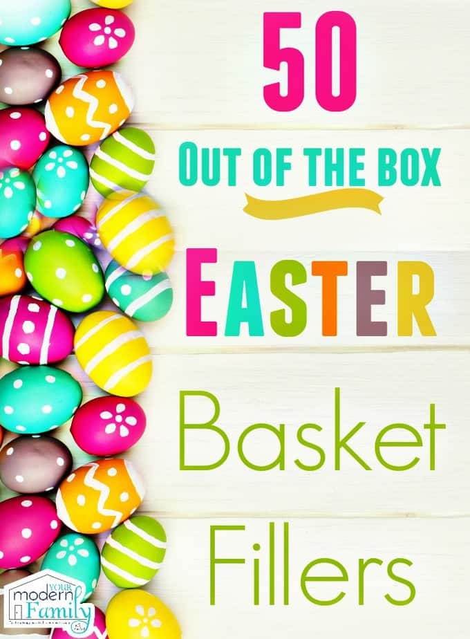Unique easter basket stuffers that your kids will love easter basket filler negle Gallery