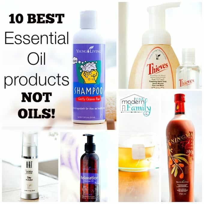 essential oil products that are NOT OILS!