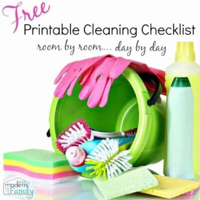 free printable checklist