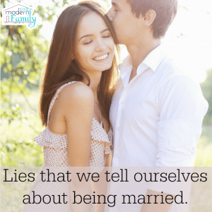marriage lies