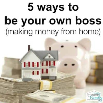 5 ways to be your own boss