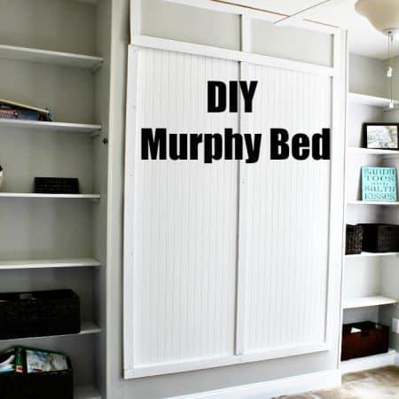 DIY wall bed 3