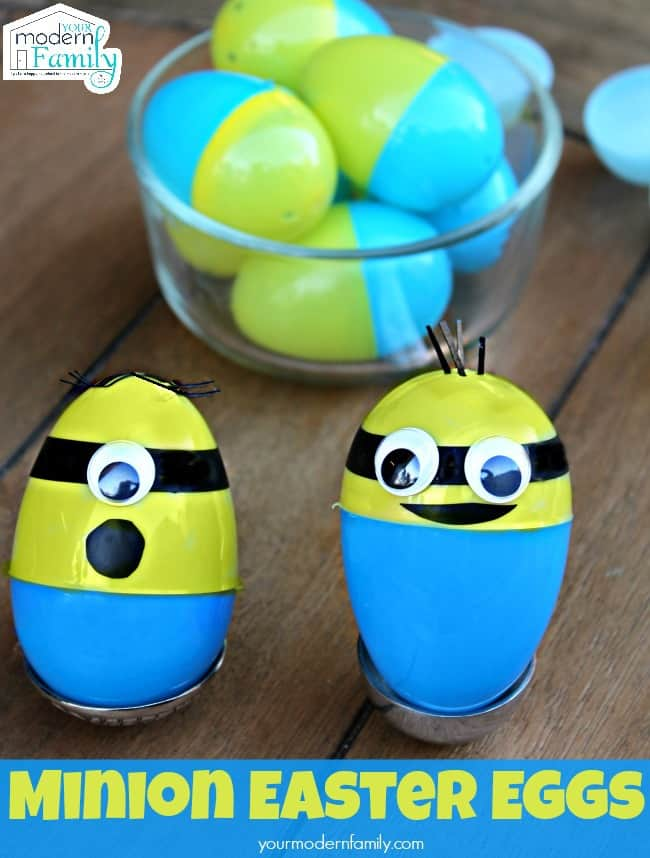 pin for Minion Easter Eggs