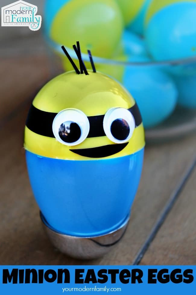 pin for Minion easter egg