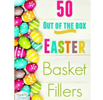 Easter basket fillers