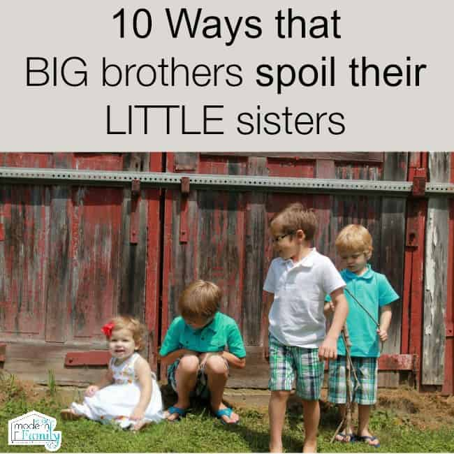 big brothers & little sisters