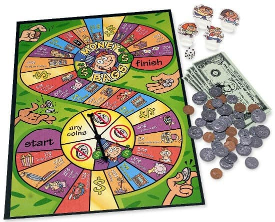 learning money game