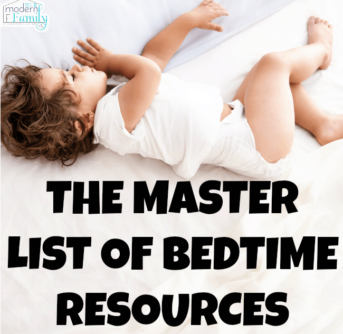master list of bedtime resources 1