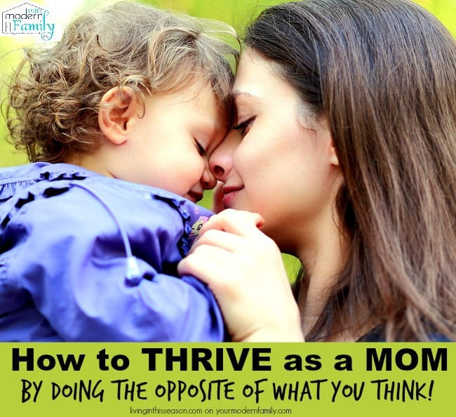 thrive as a mom