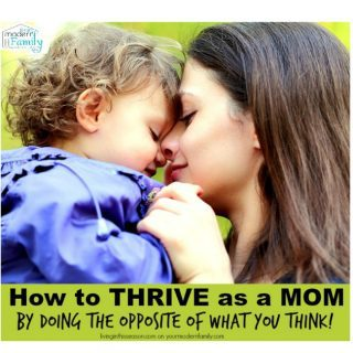 How to Thrive as a Mom