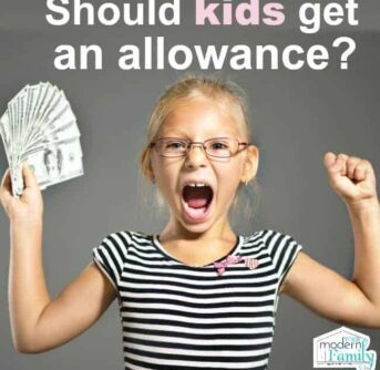 Should I give my kids an allowance