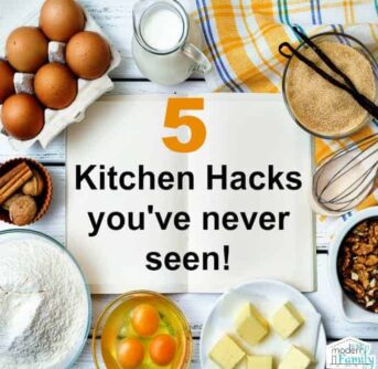 5 kitchen hacks