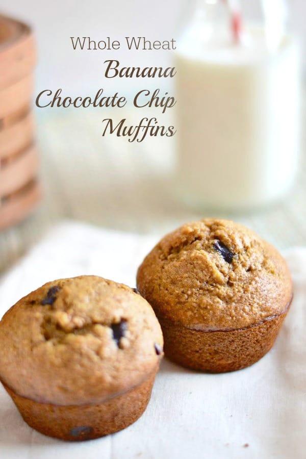 Banana Muffins-
