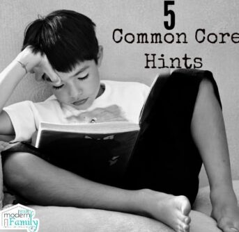 common core hints