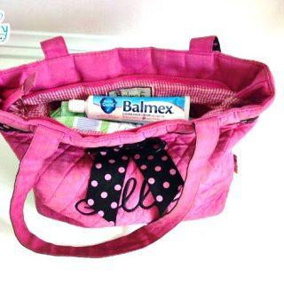 What you NEED in a diaper bag
