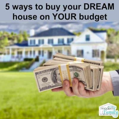 dream house on your budget
