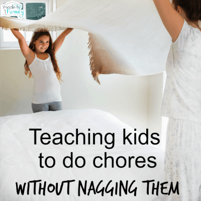 chores without nagging