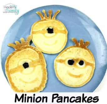 minion pancakes