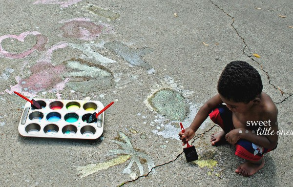 paint - chalk