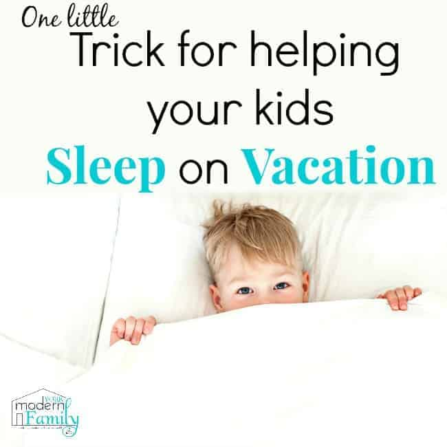 sleep vacation 1