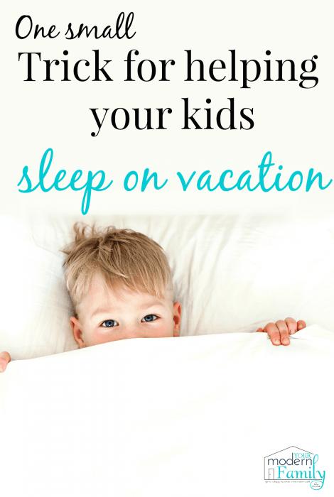 sleep vacation 2