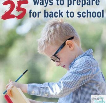 25 ways to prepare for back to school 1