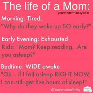 Supermom not feeling so super?   Tips for the tired moms