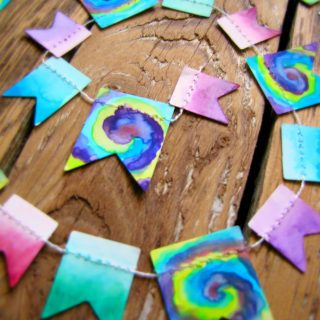 6 Watercolor crafts your family will love!