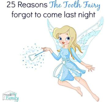tooth fairy forgot to come