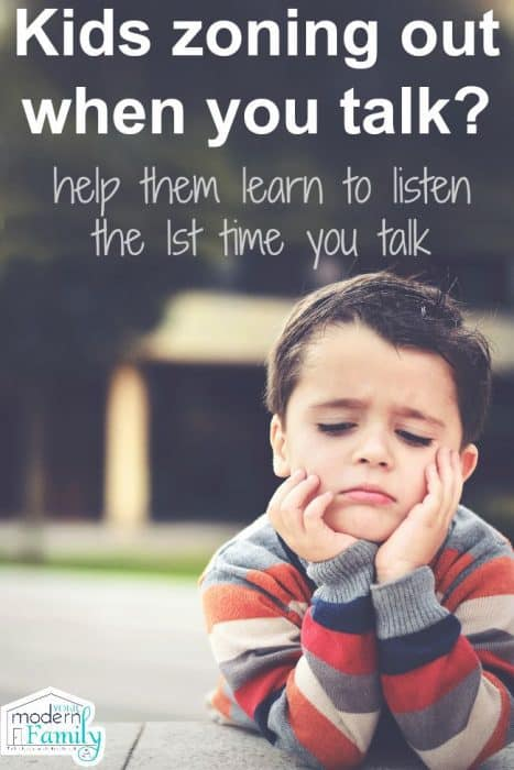 Stop yelling to get your kids to listen - yourmodernfamily com