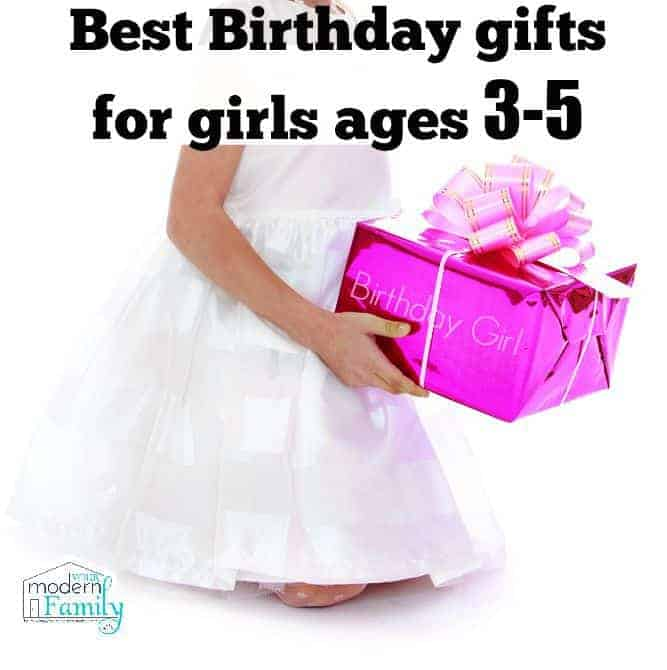 best birthday gifts for 3 5 year old girls