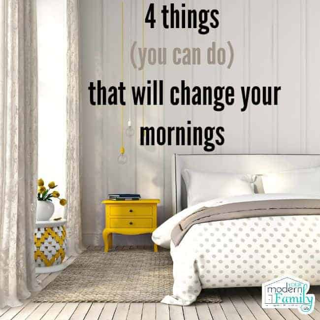 change your morning