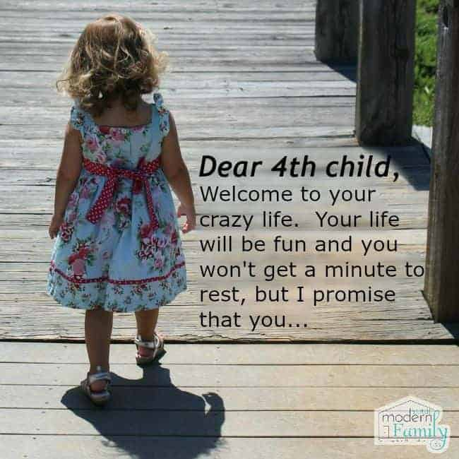 dear 4th child
