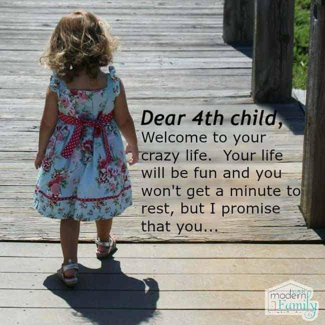 dear 4th child