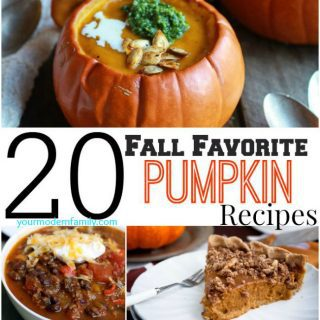 20 Pumpkin Recipes
