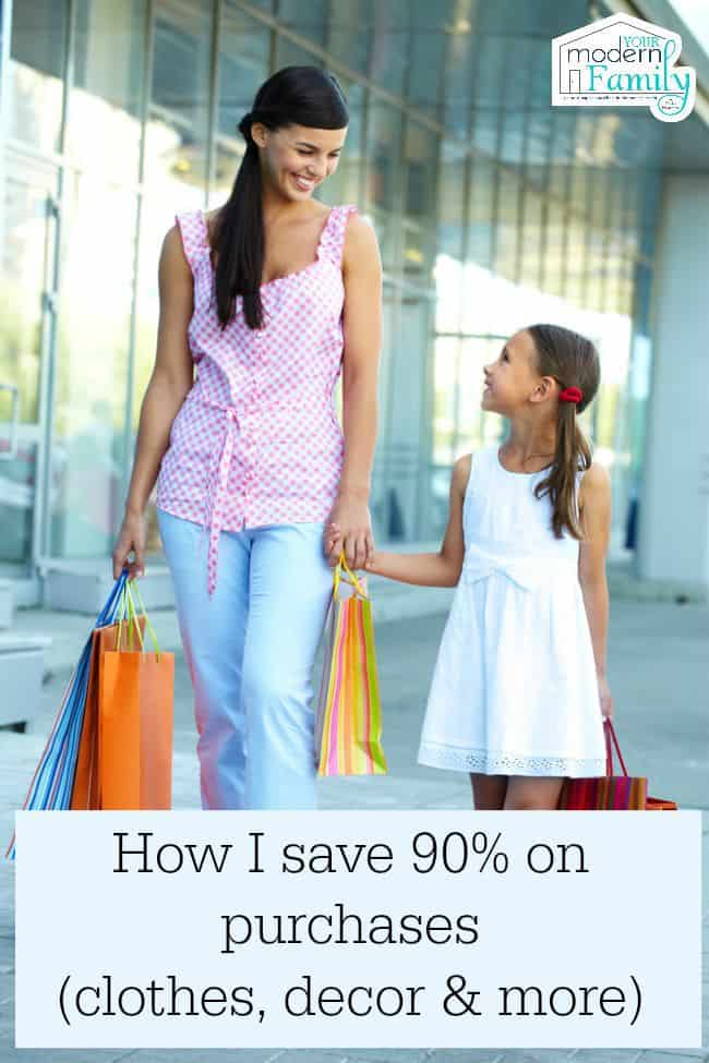 how to save over 90% on everything you buy