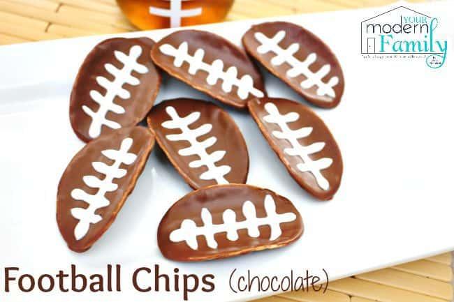 Football Chips - pringles
