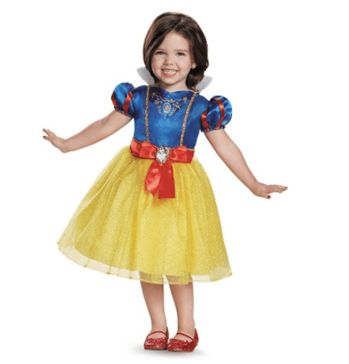 disney costumes for little girls