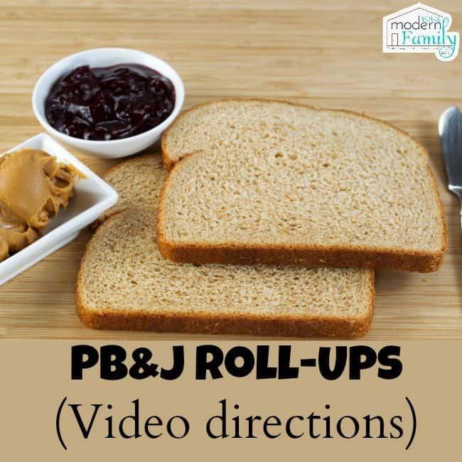 pb & J video directions