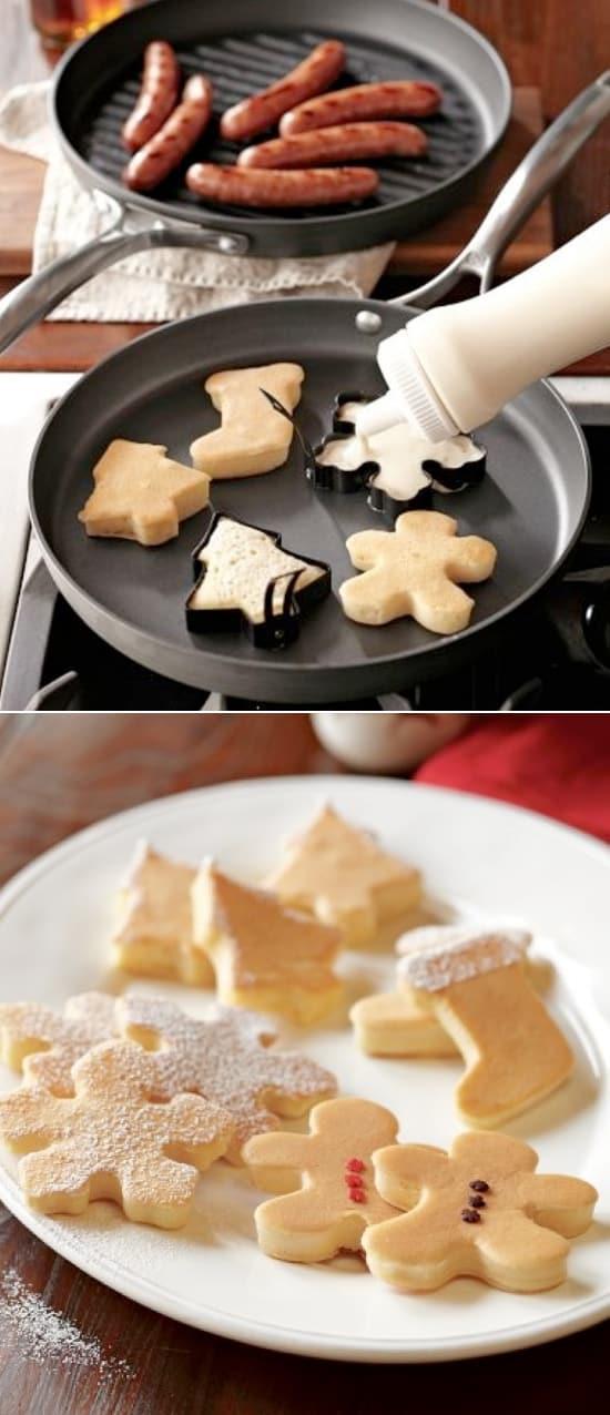 Christmas-shaped-pancake-cutters