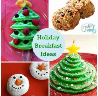 holiday breakfast kid ideas