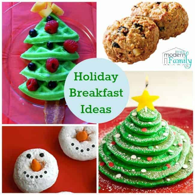 holiday breakfast kid ideas