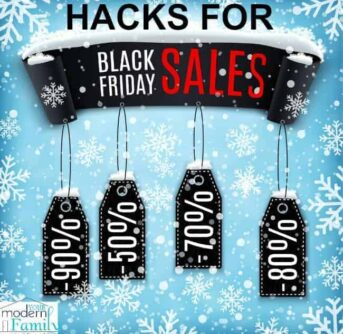 BLACK FRIDAY hacks