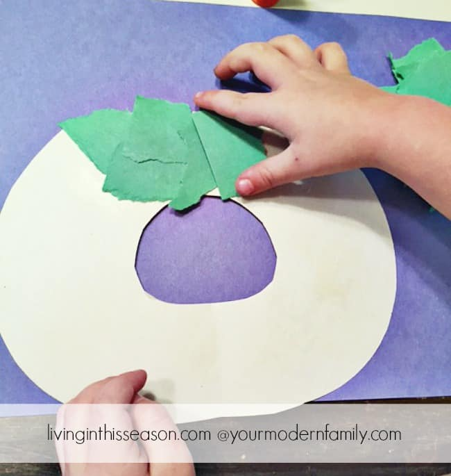 Simple Christmas Craft all kids will love