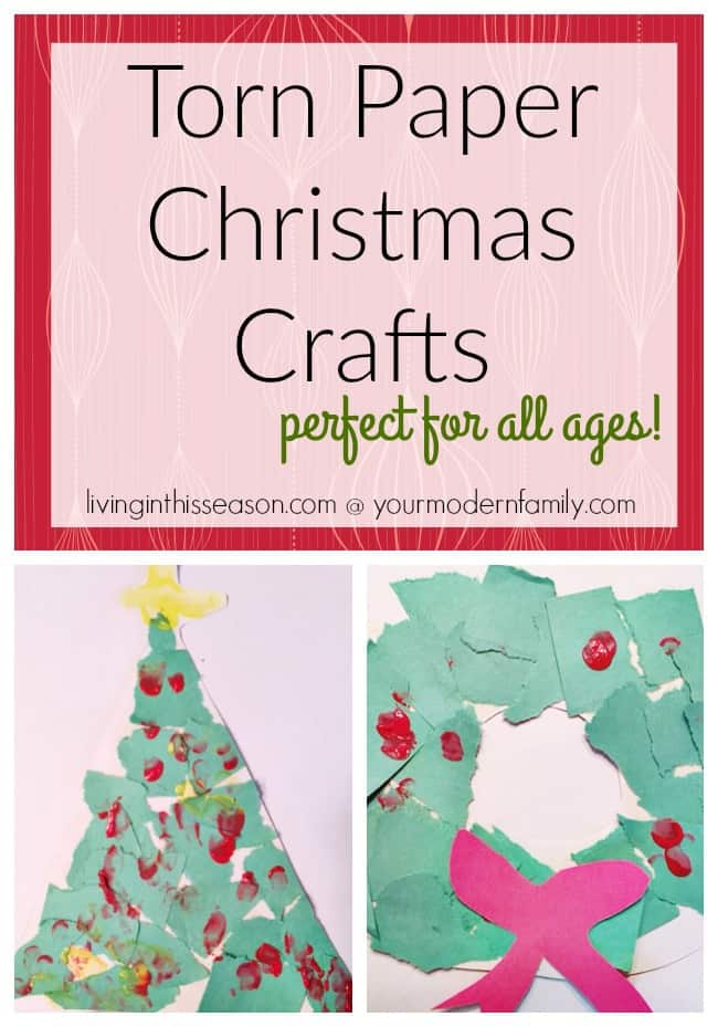 Easiest craft for toddlers to build fine motor skills and preschoolers to build creativity!