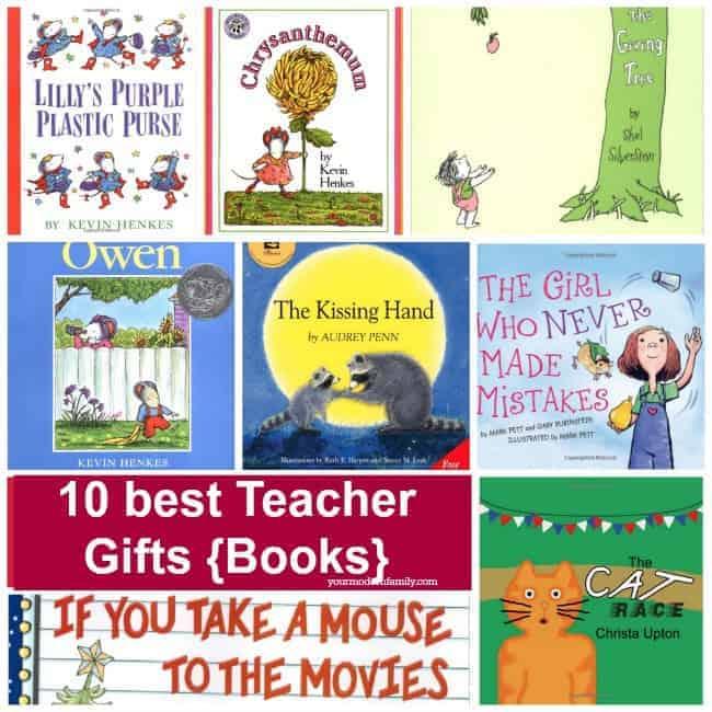 teacher books for christmas gifts