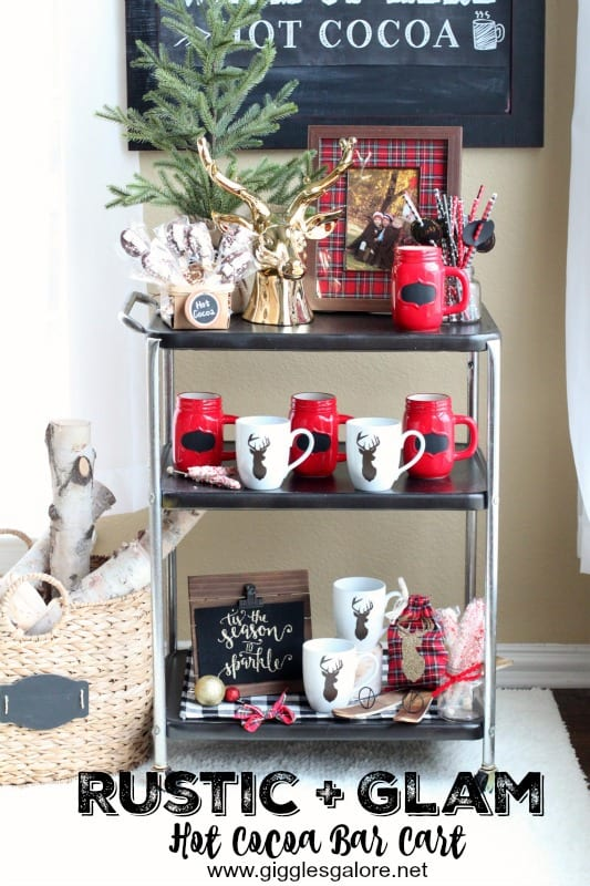 Rustic-Glam-Hot-Cocoa-Bar-Cart_Giggles-Galore1