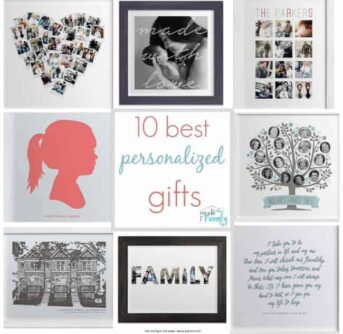 best personalized gifts