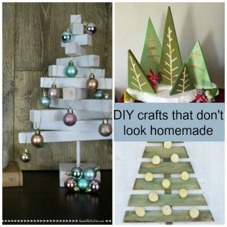 Christmas Crafts that don't look homemade